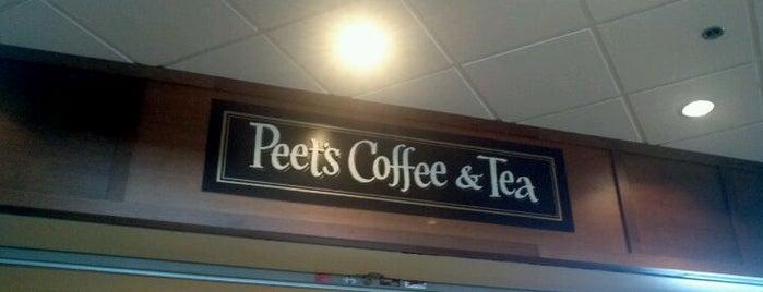 Peet's Coffee & Tea is one of Foodies.
