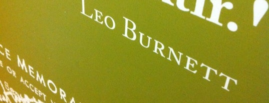 Leo Burnett is one of Digital Agencies.