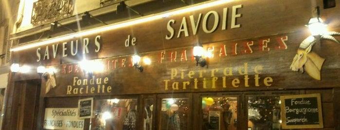 Saveurs de Savoie is one of Foodie lover.