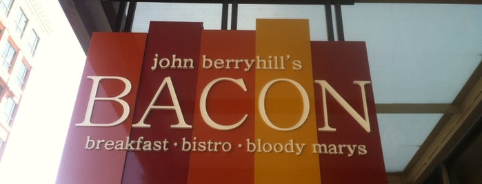 John Berryhill's Bacon is one of Boise.