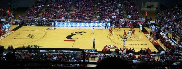 Fifth Third Arena | Myrl H Shoemaker Center is one of #VisitUS #VisitCincinnati.