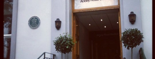 Abbey Road Studios is one of Places to Visit in London.