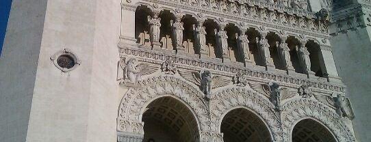 Basilica of Notre-Dame de Fourvière is one of Best of World Edition part 3.