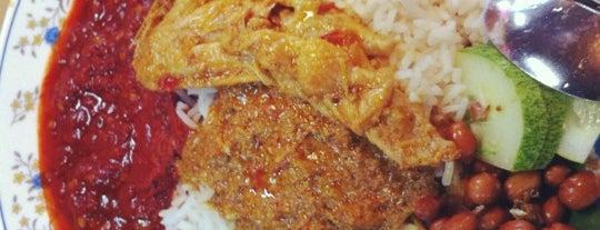 R.A Nasi Lemak is one of Makan @ KL #1.