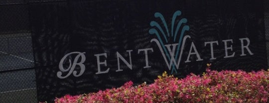 Bentwater Tennis Courts is one of #416by416 - Dwayne list1.