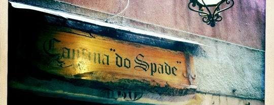 Cantina Do Spade is one of Venice.