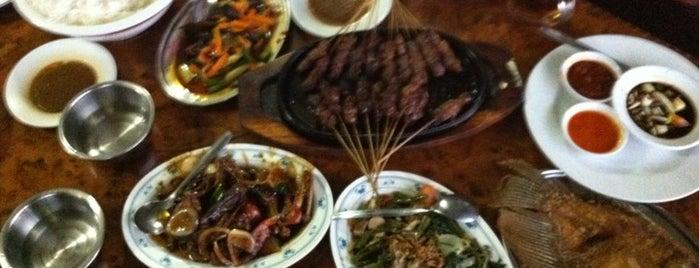 Restoran Rindu Alam is one of jihan.