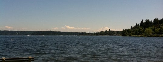 Colman Park is one of Seattle's 400+ Parks [Part 1].