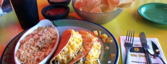 Arriba Mexican Grill is one of Peoria Eats - Top 10.