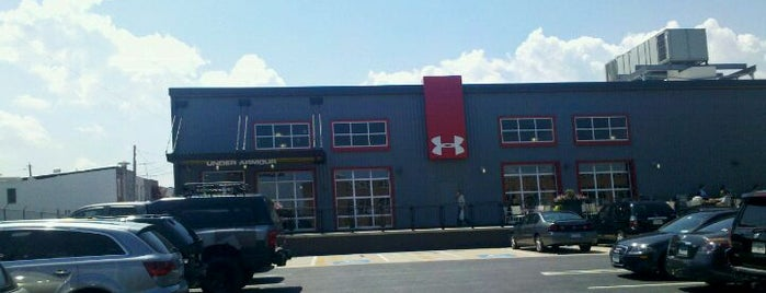 Under Armour is one of City Paper's :Baltimore Living: Readers Poll '11.