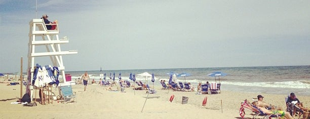 Indian Wells Beach is one of East Marion Weekend.