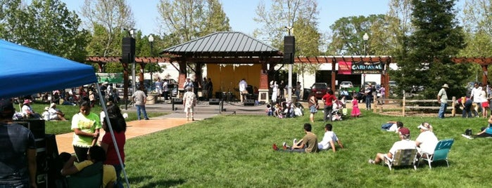 Windsor Town Green is one of Guide to Windsor's best spots.