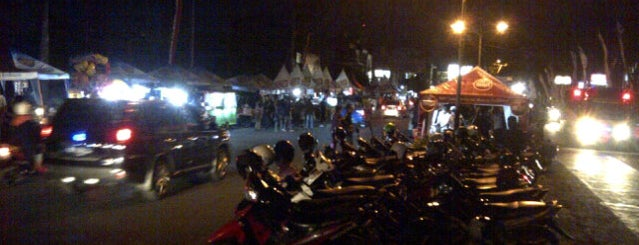 Jalan Soekarno Hatta is one of must to visit in malang city.
