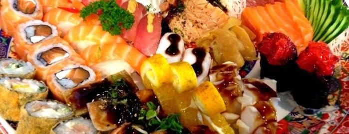 Kotobuki Barra is one of Guia Rio Sushi by Hamond.
