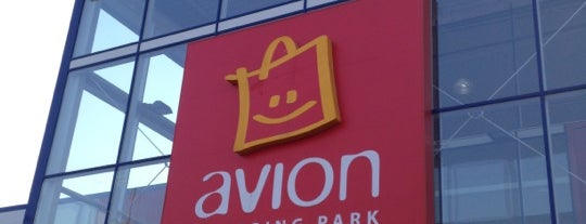 Avion Shopping Park is one of Free WiFi.