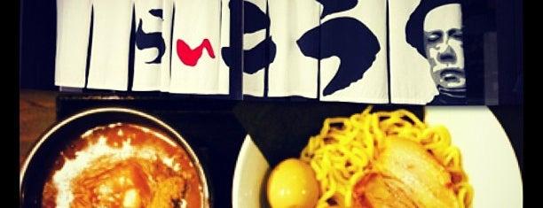 麺屋 らいこう is one of ラーメン同好会・三河支部.