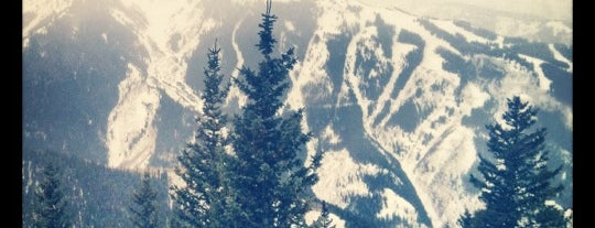 Aspen Mountain is one of A day in the winter life: Live like an Aspen local.