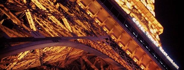 Eiffel Tower Restaurant is one of Las vegas.