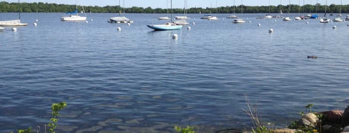 Lake Harriet is one of Birds, Mountains, and Lakes, Oh My!.