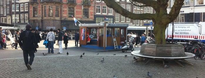 Koningsplein is one of Must-visit Great Outdoors in Amsterdam.
