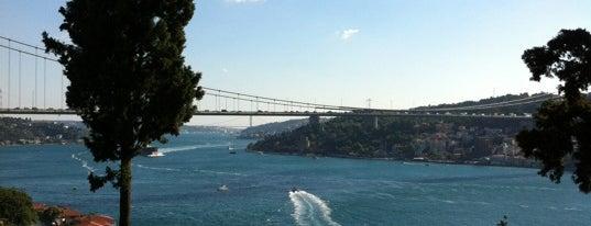 Mihrabat Korusu is one of Istanbul City Guide.