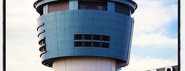 LaGuardia Airport (LGA) is one of The Crowe Footsteps.