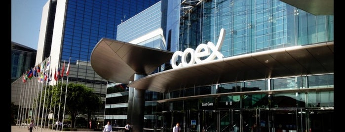 COEX is one of life of learning.