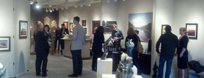 Howard/Mandville Gallery is one of Gallery.