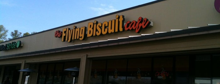 Flying Biscuit Cafe Howell Mill Village is one of Summer in Georgia.
