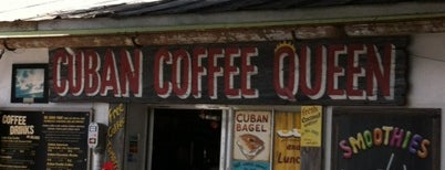 Cuban Coffee Queen is one of My Key West.