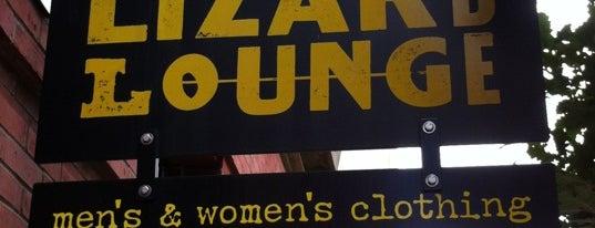 Lizard Lounge is one of portland.