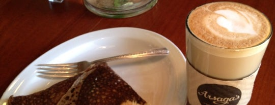 The Depot - Arsaga's Coffee, Food & Libations is one of Places I Like to Eat.