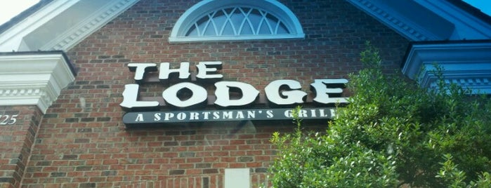 The Lodge is one of Top 10 Pubs.