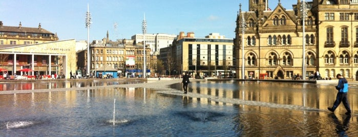 Centenary Square is one of people.
