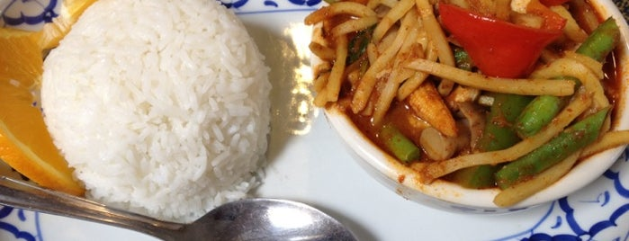 Siam Royal Authentic Thai is one of Lunch Favorites.