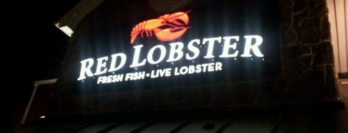 Red Lobster is one of Dining in Orlando, Florida.