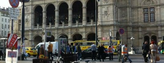 Wiener Staatsoper is one of StorefrontSticker #4sqCities: Vienna.