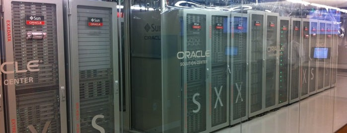 Oracle is one of Silicon Valley.