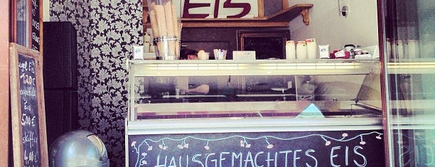 Eismanufaktur is one of Ice Cream In Berlin.