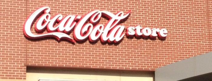 World of Coca-Cola is one of #myhints4Atlanta.