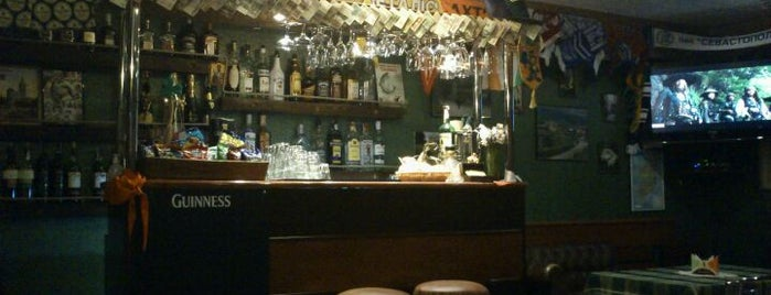 Ирландский Pub is one of places to checkout.