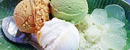Ni Ice Cream is one of ╭☆╯Coffee & Bakery ❀●•♪.。.