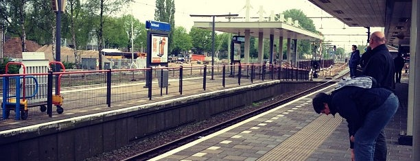 Station Helmond is one of Popular locations.