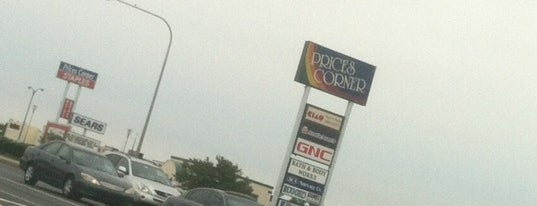 Prices Corner Shopping Center is one of Been there / &0r Go there.