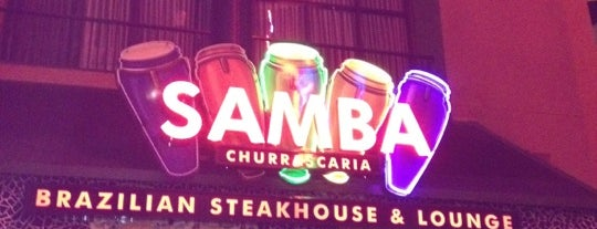 Samba Brazilian Steakhouse is one of Los Angeles.