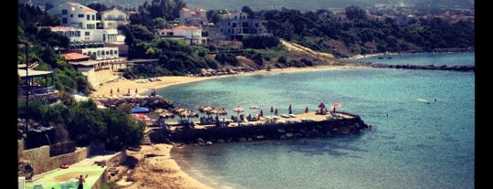 Kervansaray Beach is one of Girne.