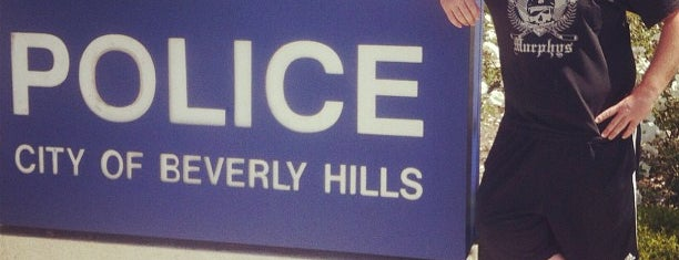 Beverly Hills Police Department is one of Favorite places.