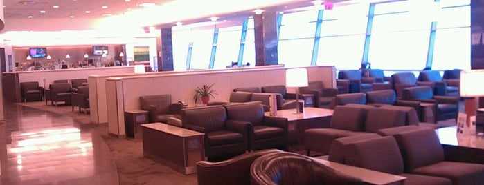 American Airlines Admirals Club is one of Exploring Airports.