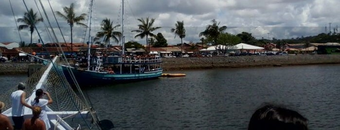 Pier Porto Seguro is one of Porto Seguro, Brazil.