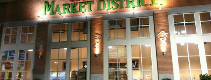 Market District Supermarket is one of The 15 Best Places for Wine in Columbus.